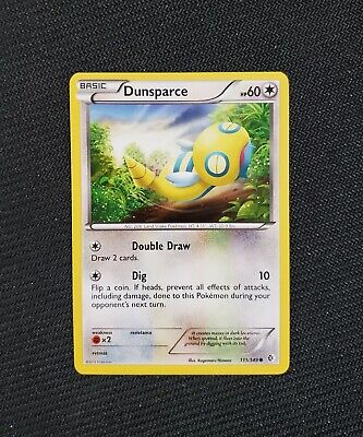 Pokemon TCG Boundaries Crossed Dunsparce 111/149 - NM
