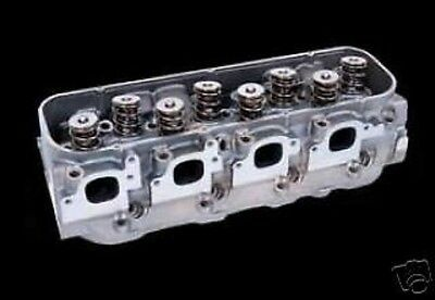 Iron Eagle Bbc Complete Heads #15200132 Free Dart Chrome Plated Valve Covers!