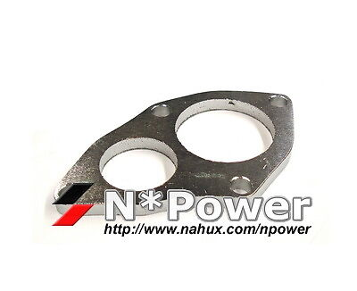 Turbo Turbine Outlet Flange For Mitsubishi Lancer Evo Galant 4g63 Td05 Td04