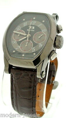tb buti fausto collectible limited edition tri compax watch