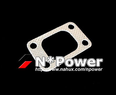 Turbo Turbine Inlet Gasket For Nissan E15 1.5 Sohc Turbo Pulsar	N12	1983-1987
