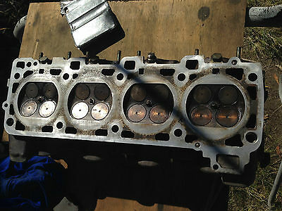 Porsche 928 S4 Head 928 104 413 1r Removed From