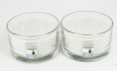 New Lot Of 2 Yankee Candle Tahitian Nights 3 Wick Candle 17oz