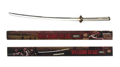 Michonne The Walking Dead Collector