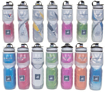Polar Polar Thermal Insulated Bottle 24oz Insulated Asst Bulk Bxof24