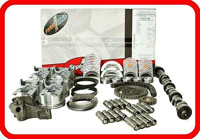96-02 Chevrolet Gm 305 5.0l Ohv V8  Vortec  Master Engine Rebuild Kit