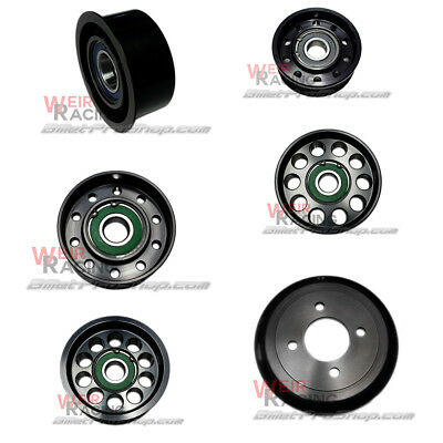 Bps Cobra Jet Shelby Gt500 Complete Lightweight Pulley Kit 5.4 5.8 (2007-2010)