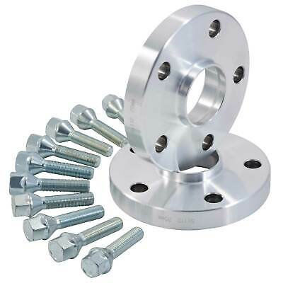 Wheel Spacers For Bmw 5 Series F07 F10 F11 20mm Hubcentric 5x120 | 72.6mm