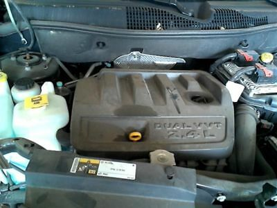 Engine 2.4l Vin B 8th Digit Without Oil Cooler Fits 08-15 Compass 1157678