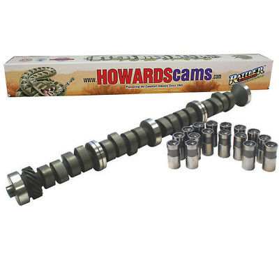 """Ford Fe 352-428 Hyd Ft Howards Cam & Lifter Kit 289°/297° 0.548""""/0.548"""" 109°"""