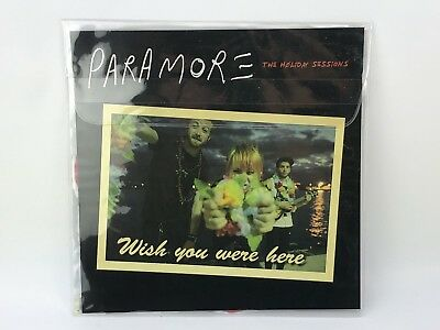 paramore holiday sessions vinyl record store day rsd 2013 sold out hayley taylor
