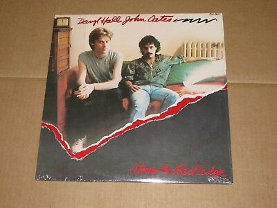 Daryl Hall & John Oates ‎– Along The Red Ledge Sealed  Record Vinyl Lp N.o.s