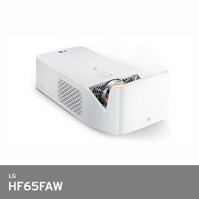 Lg Minibeam Hf65faw Ultra Short Throw Led Home Theater Projector 1000 Ansi Ups