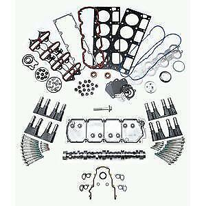 2007-2013 Silverado Chevy 5.3 Afm Dod Delete Kit Cam Gaskets Bolts Lifters+more