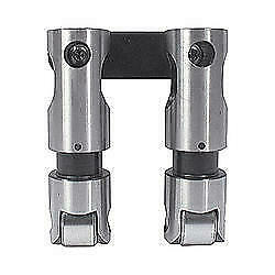 Crower 66200h-16 Roller Lifters - Sbc W/hi-pressure Pin Oiling