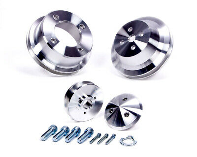 March Performance 1647 302-351 Fits Ford 3pc Pulley Set