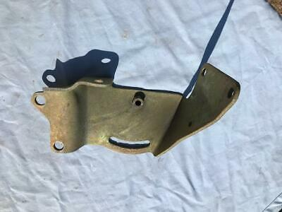 Ford Ac Lateral Bracket Mustang Cougar 1970 351w 351c Torino Stripped Plated