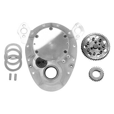 Milodon Small Block Fits Chevy Fixed Idler Gear Timing Drive Kit P/n 12000