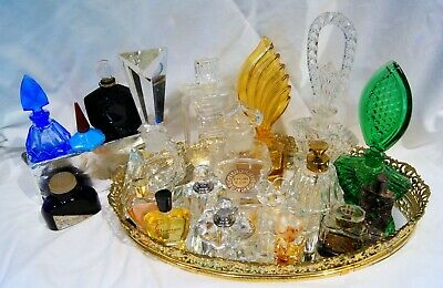 Rare And Vintage Scent/fragrance/perfume Bottles/decanters/sprays