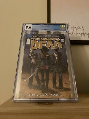 The Walking Dead #19 (jun 2005, Image) 9.6 Cgc First Appearance Of Michonne