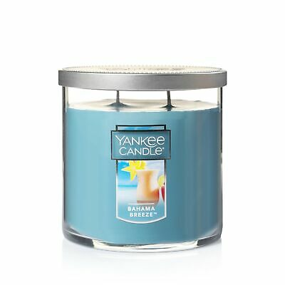Yankee Candle Medium 2-wick Tumbler Candle Bahama Breeze Free 1day Delivery