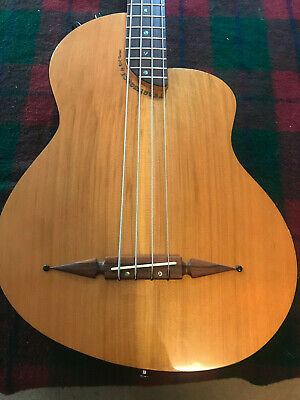 Rick Turner Renaissance Rb 4 Fretted 4 String Bass- An Absolutely Awesome Bass !
