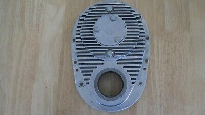 Vintage Weiand 348/409  Chevrolet Finned Aluminum Timing Cover