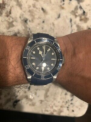 "Tudor Black Bay (""very Good Preowned Condition"")"