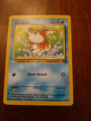 Pokemon Jungle Set Goldeen