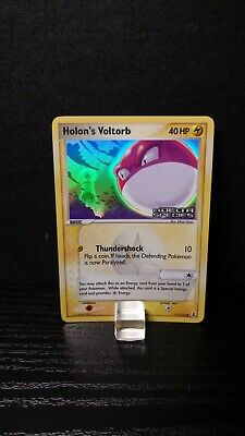 Holon's Voltorb - Pokemon ex Delta Species 71/113 - Reverse Holo - Near Mint