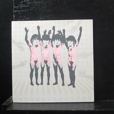 """the residents play the beatles and 7"""" mint rr0577 usa 1977 #"""