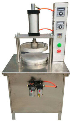 Thin Pancake Making Press Machine Spring Pancake Making Chinese Food Bread 110v