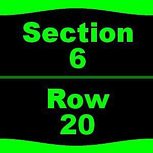 4 tickets paramore and foster the people 6/29 dte energy music theatre clarkston