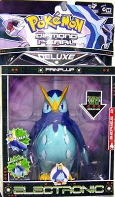 Pokemon Diamond & Pearl Deluxe Electronic Series 2 Prinplup Action Figure