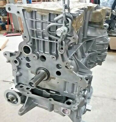 New 2007 2008 2009 2010 2012 Nissan Sentra Short Block Engine 2.5l Qr25de