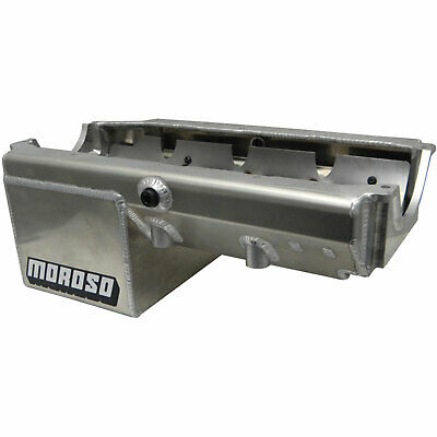 Moroso 21234 Drag/road Race Oil Pan Pre-1985 Small Block Chevy Engine Blocks - I