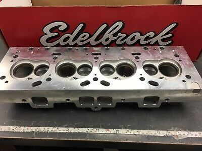 Edelbrock 60529 Performer Rpm Olds Cylinder Head For 65-76 Olds 400-455 V8