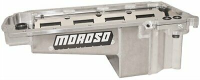Moroso 21154 Drag/road Race Oil Pan 2016-up Copo Camaro Ls Series Rear Wet Sump