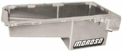 Moroso 21157 Drag/road Race Oil Pan 2016-up Copo Camaro Ls Series Rear Wet Sump