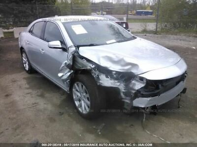 Engine 1 4th New Style 2.5l Vin L 8 Digit Fits 14-15 Impala 807590