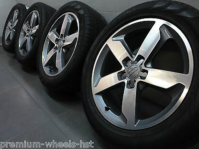 18 Inch Summer Wheels Original Audi Q3 8u S-line 8u0601025d 235/50r18 97v/7,0 Mm