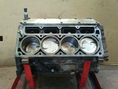 Core 6.0l Cylinder Block For 2011 Chevrolet Silverado 2500