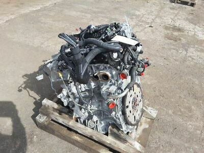 Engine Qr25de 2.5l A 4th Vin 5 1st Digit Fits 14-16 Rogue 549374