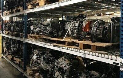 2001-04 Jeep Grand Cherokee Motor Engine Assembly 4.0l 148k Oem