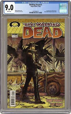 Walking Dead 1a 1st Printing Cgc 9.0 2003 2070404014