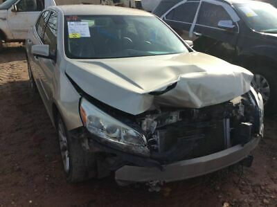 Engine 1 4th New Style 2.5l Vin L 8 Digit Fits 14-15 Impala 1500520