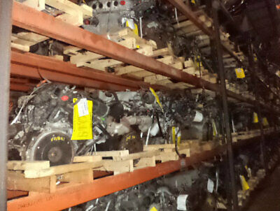 11-13 Dodge Caravan Engine Motor Assembly 3.6l 109k Miles Oem Lkq