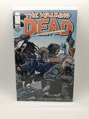 The Walking Dead Skybound 106