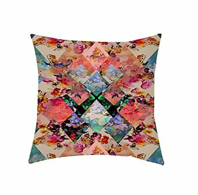"16"" X 16"" Abstract Cotton Throw Pillow Case Sofa Cushion Cover Home Decor"