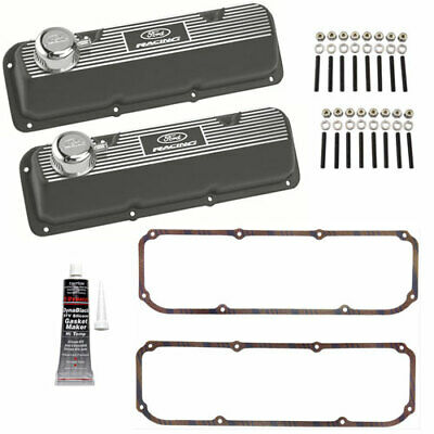 Ford Performance M-6582a341rk Valve Cover Kit Boss 302 351c 351m 400 Ford Racing